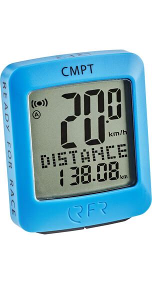 RFR CMPT Licznik rowerowy niebieski